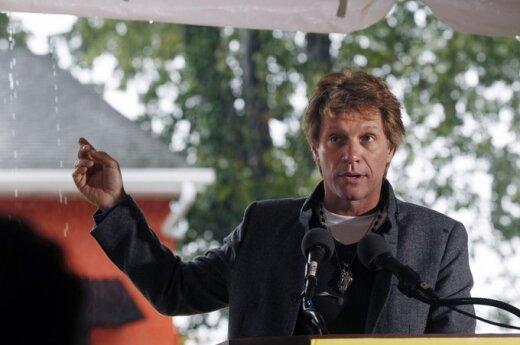 Jon Bon Jovi pragnie tylko swojej żony