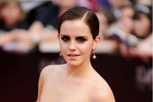 Emma Watson nie spotka Graya