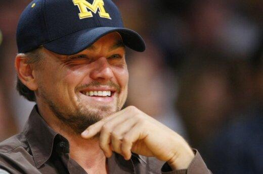 Leonardo DiCaprio obwinia pracę