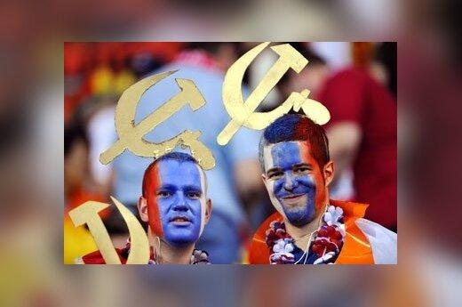 UEFA contra rosyjscy kibice
