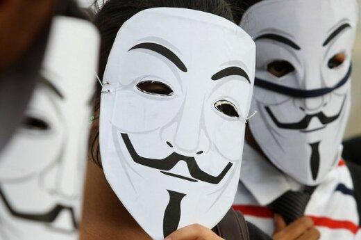 Hakerzy z Anonymous grożą Korei Północnej