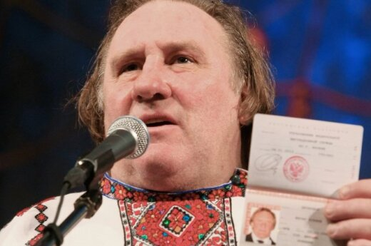 Rosja: Depardieu porównał Putina do Jana Pawła II
