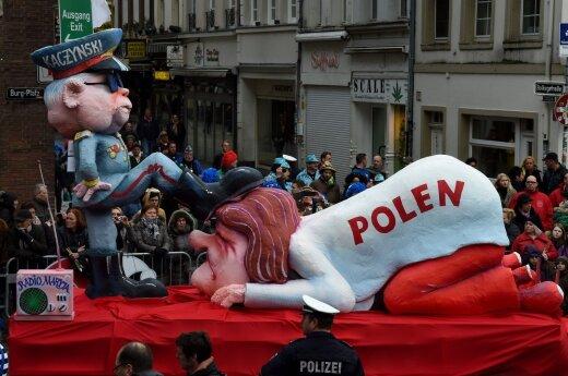 Parada w Niemczech