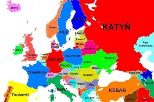Europa oczami niektórych Polaków