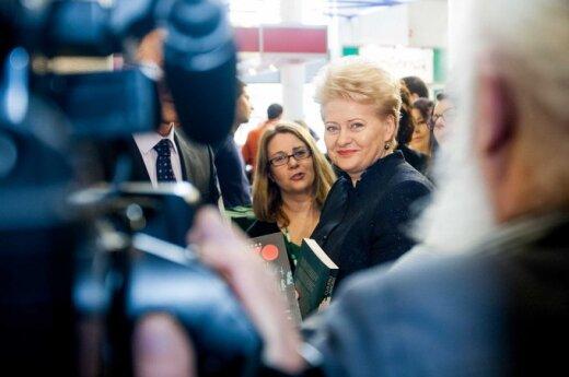 Grybauskaitė: Dyskusje ws. homoseksualnych związków partnerskich są przedwczesne