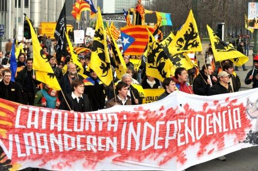 """Hiszpania: Katalonię ogłoszono """"suwerennym podmiotem"""""""