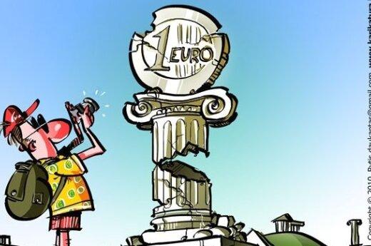 """Ekonomiści: Euro w 2015 roku - """"tak"""", a nawet """"nie"""""""