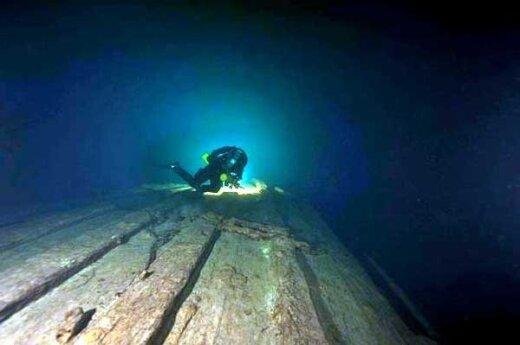 Polak i Szwedzi znaleźli skarb na dnie Bałtyku