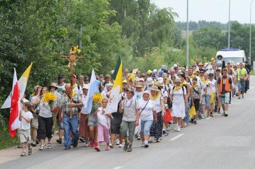 Zmarła jedna z uczestniczek pielgrzymki Suwałki – Wilno