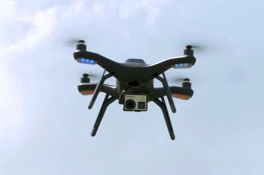 Dron jako strach na wróble? Czemu nie!
