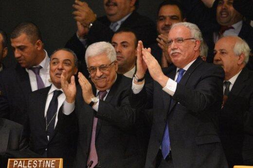 Palestyna jak Watykan