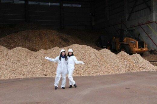Kaipėdoje pradėjo veikti biokuro katilinė