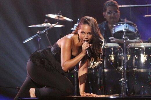 Alicia Keys odzyskała wolność