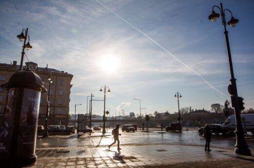 Orai: didesnė šiluma – nebent kitą savaitę