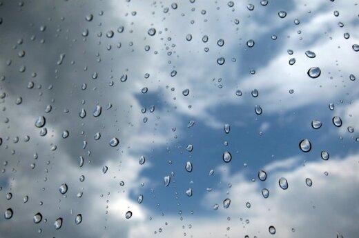 Pogoda na weekend: Mżawka
