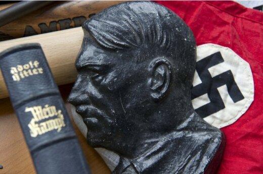 """RFN: Bawaria planuje nowe wydanie """"Mein Kampf"""""""