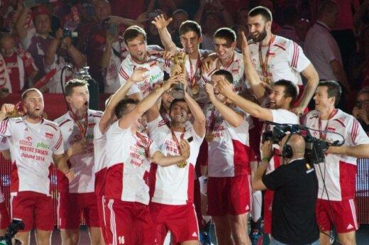 Siatkówka: Polacy mistrzami świata