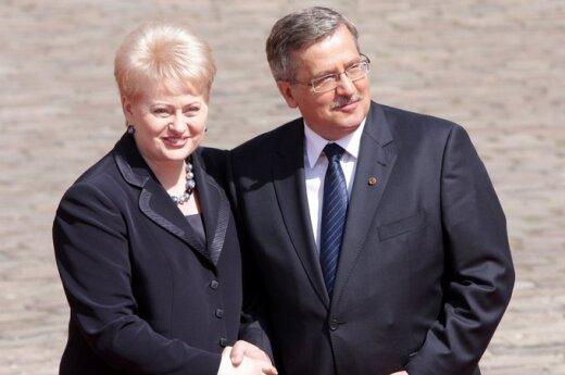 Samsel: Perspektywy polskiej polityki wobec Litwy