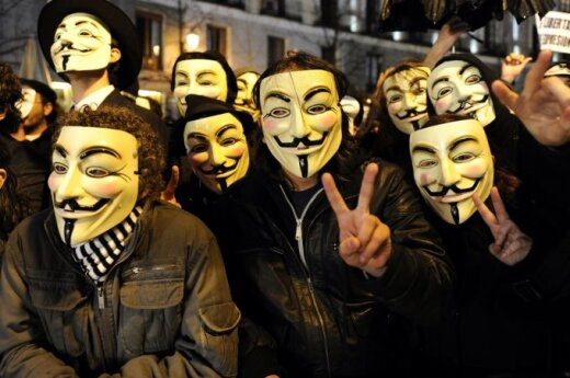 Anonymous zaatakowali serwery AGH
