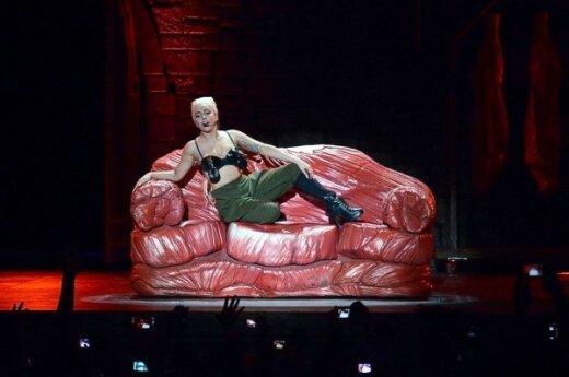 Ben Stiller pragnie Lady GaGa