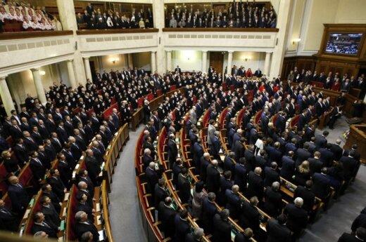 Ukraina wstrzymała przygotowania do stowarzyszenia z UE