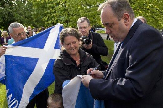 Wielka Brytania: Niepodległa Szkocja?