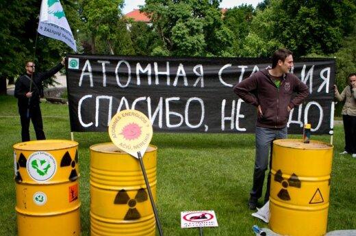 Strona łotewska chce zrozumieć litewski pogląd na budowę nowej elektrowni atomowej