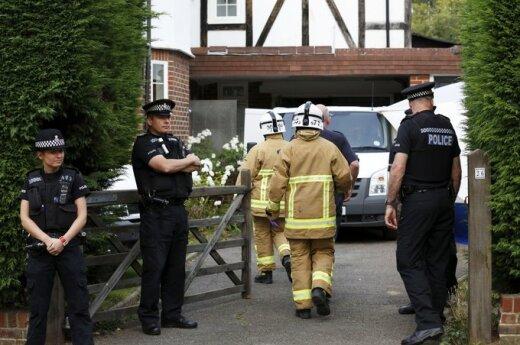 Wielka Brytania: Ładunek wybuchowy w domu zamordowanej we Francji rodziny?