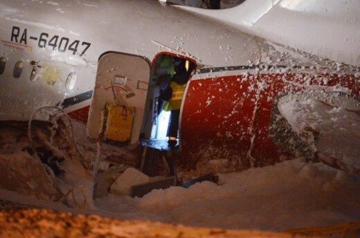 Rosja: Sprawę lotniczej katastrofy bada specjalna komisja