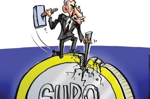 Bresser-Pereira: Europa powinna wrócić do walut narodowych