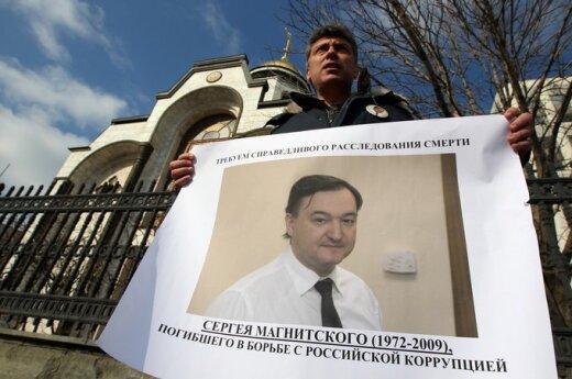 """UE chce wprowadzić sankcje wobec osób zamieszanych w """"sprawę Magnickiego"""""""