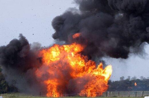 Rosja: W Orenburgu eksplodowały cztery tysiące ton amunicji