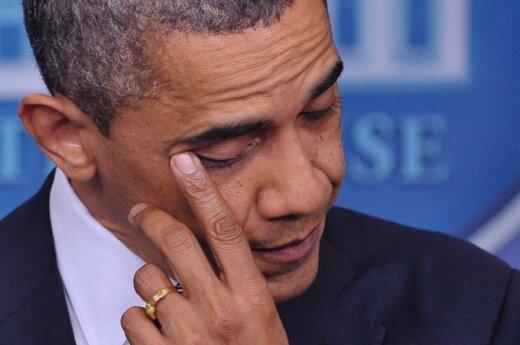 Obama: Musimy zastanowić się, co zrobić, żeby takie tragedie nie zdarzały się
