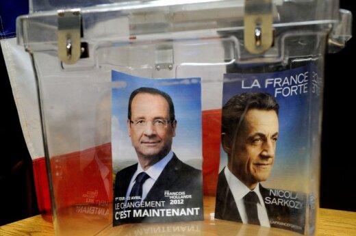 Francja: François Hollande zwycięzcą pierwszej tury