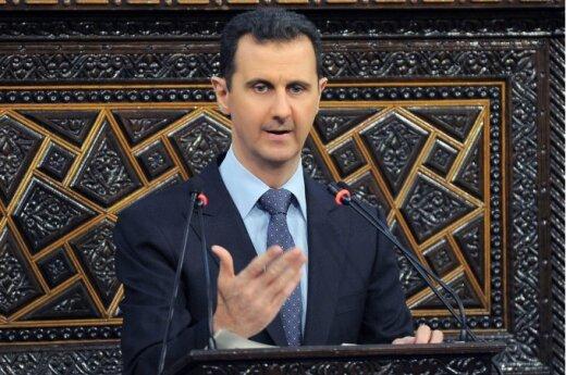 Syria: Asad poda się do dymisji?