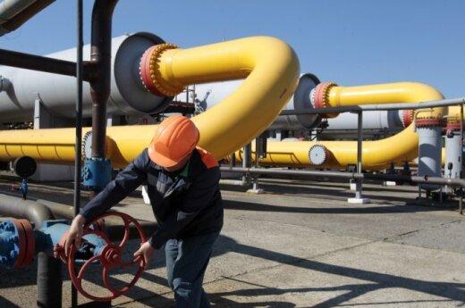 Polska może skorzystać na tranzycie gazu na Ukrainę