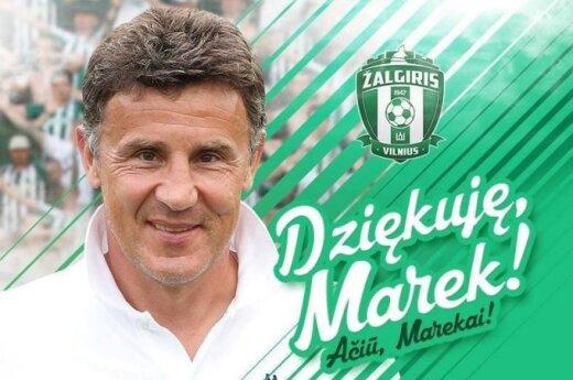 Marek Zub. Foto: Żalgiris Vilnius