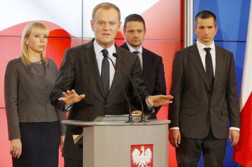 Gazprom: Pan Tusk spadł z dębu