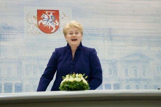 Grybauskaitė: Usamodzielnienie się energetyczne Litwy leży w interesie UE