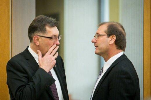 Butkevičius: Nie wierzę, że Uspaskich zażywał narkotyki