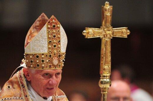 Watykan: Benedykt XVI mówi o potrzebie wojującego Kościoła