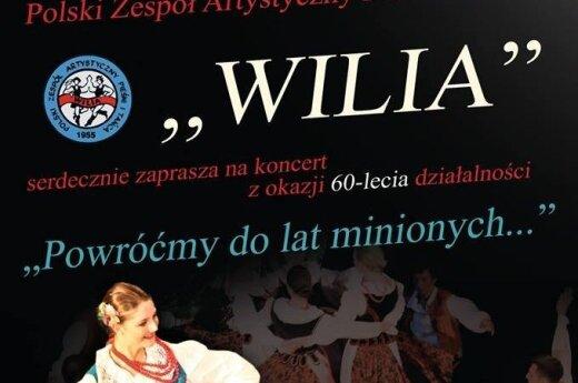 60 - lecie zespołu Wilia