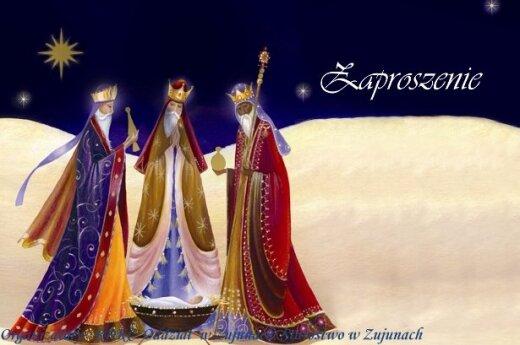 Święto Trzech Króli w Zujunach