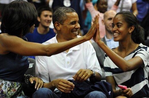 USA: Obama zorganizował dyskotekę dla sponsorów