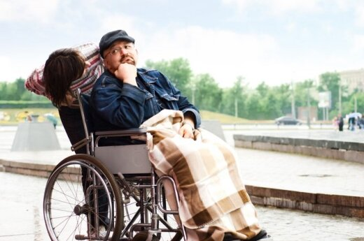 Na Litwie jest 34 tys. budynków niedostosowanych do potrzeb osób niepełnosprawnych