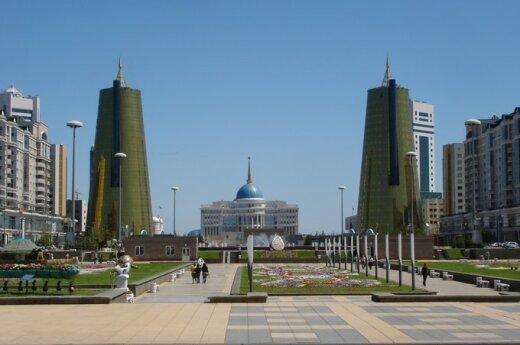 Kazachstan: Futurystyczny kraj