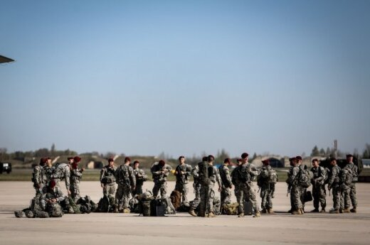 W ćwiczeniach nad Bałtykiem udział wezmą komandosi USA