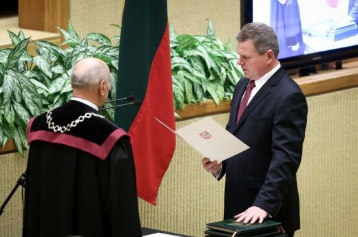 Posłowie nowego Sejmu RL zostali zaprzysiężeni