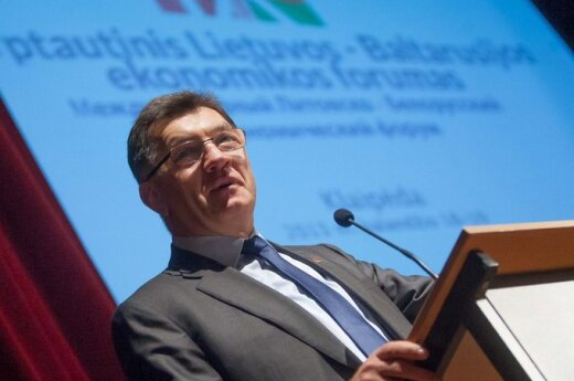 Butkevičius: Rozmowy z Łotwą i Estonią mają być kontynuowane