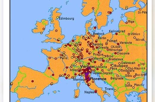 Początki opery w Europie
